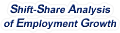 Shift-Share Analysis of Colorado Employment Growth and Shift Share Analysis Tools for Colorado
